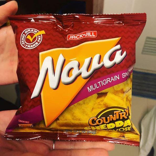 JacknJill Nova Multigrain Snacks
